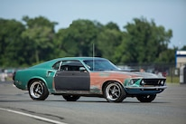 012 1970 Mustang Muscle Rat Rod Crager