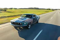 005 1970 Mustang Rat Rod Driving