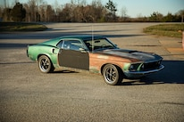 003 1970 Mustang 302 Rat Rod Muscle Rat
