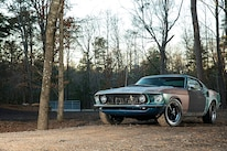 001 1970 Mustang 302 Rat Rod Country