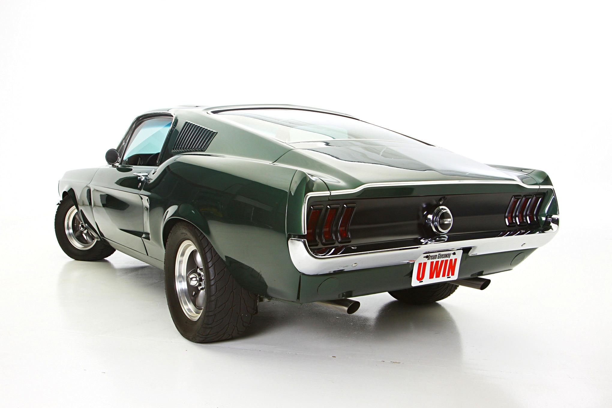 DCG Bullitt Mustangs 009