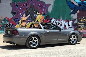 Todd's 2003 SVT Cobra Makes 513 RWHP