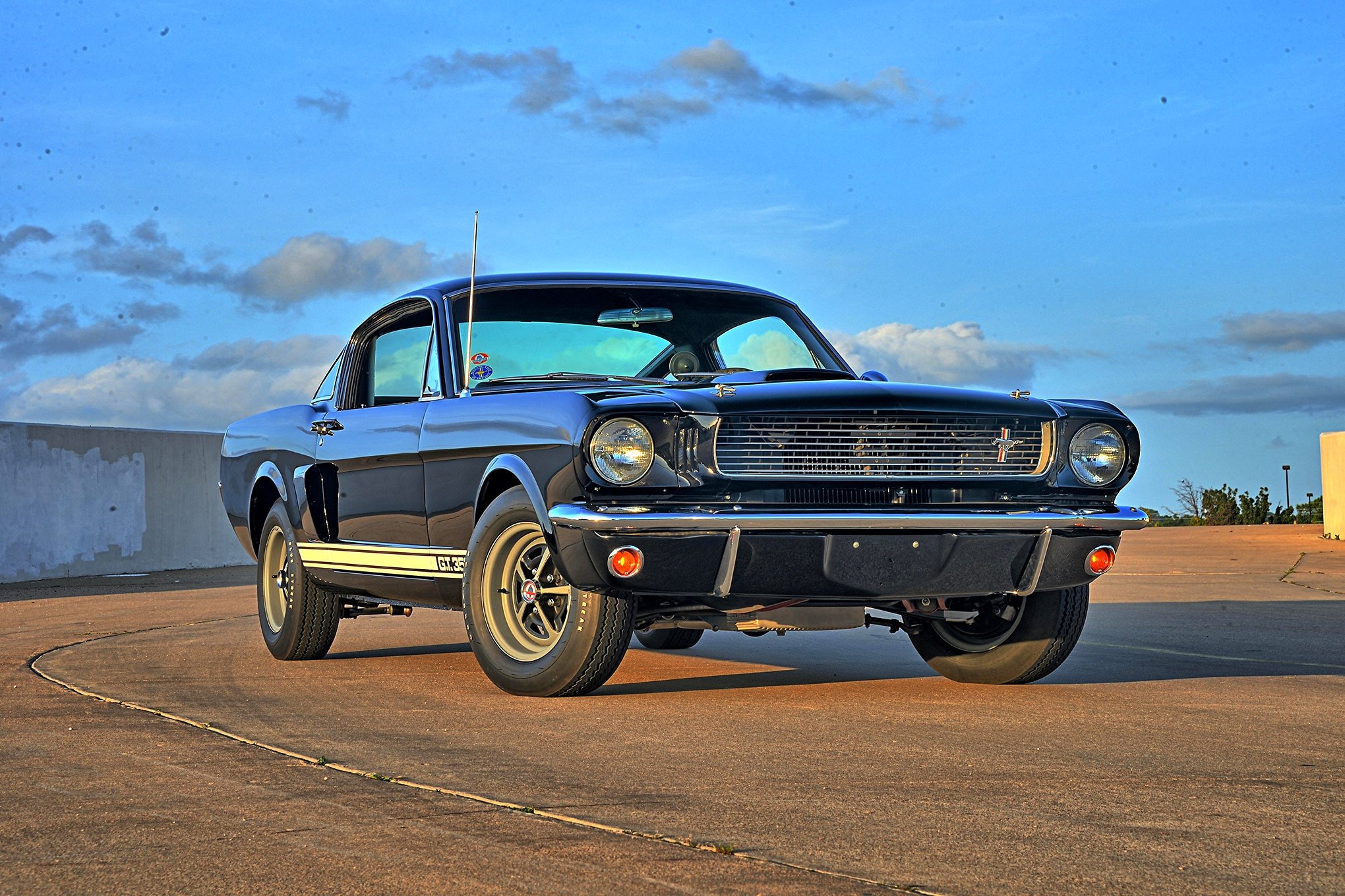 1966 Ford Mustang Gt350 001