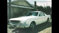 Pro Street 1966 Mustang 008