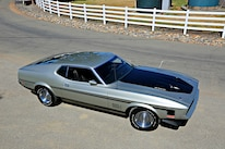 Querio 1971 Ford Mustang Mach 1 Front Three Quarter Alt 1