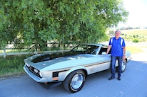 Querio 1971 Ford Mustang Mach 1 Owner