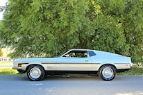 Querio 1971 Ford Mustang Mach 1 Side