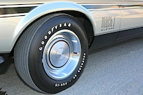 Querio 1971 Ford Mustang Mach 1 Wheel Tire Detail