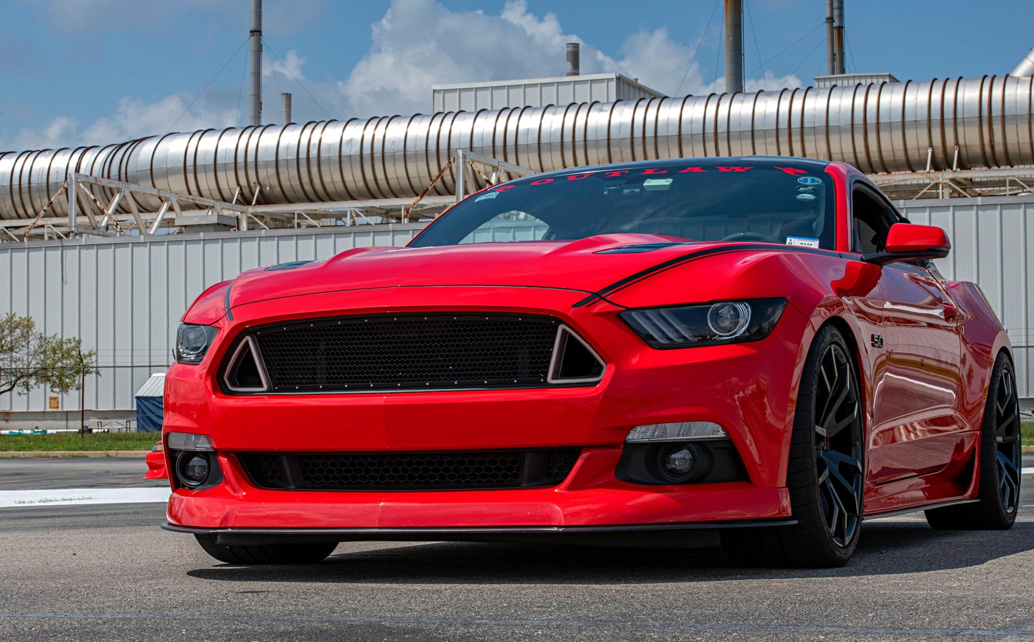 Mustang Ten Millionth 056