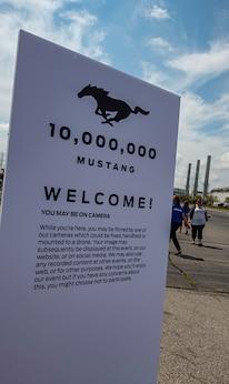 Mustang Ten Millionth 050