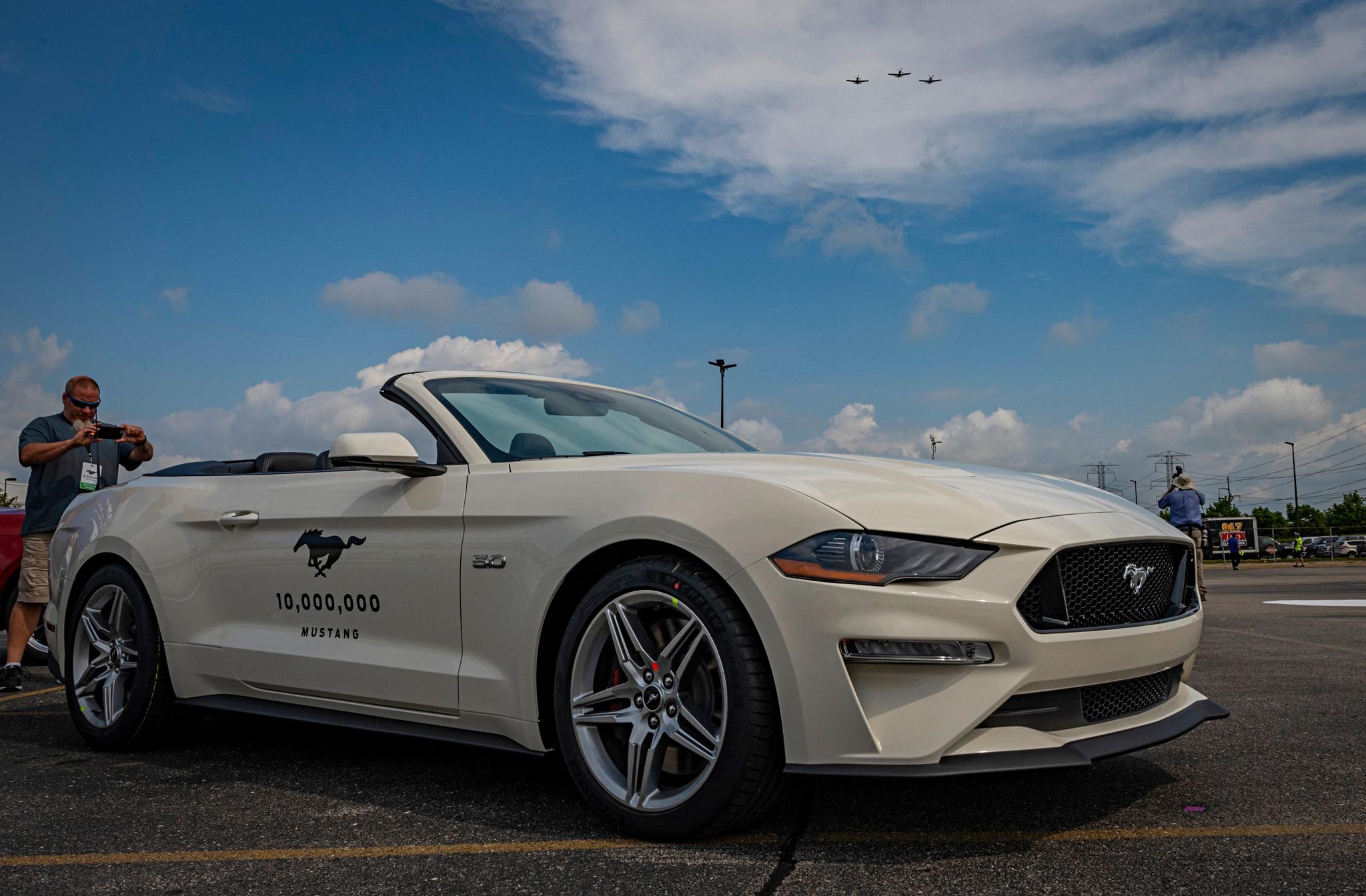 Mustang Ten Millionth 042