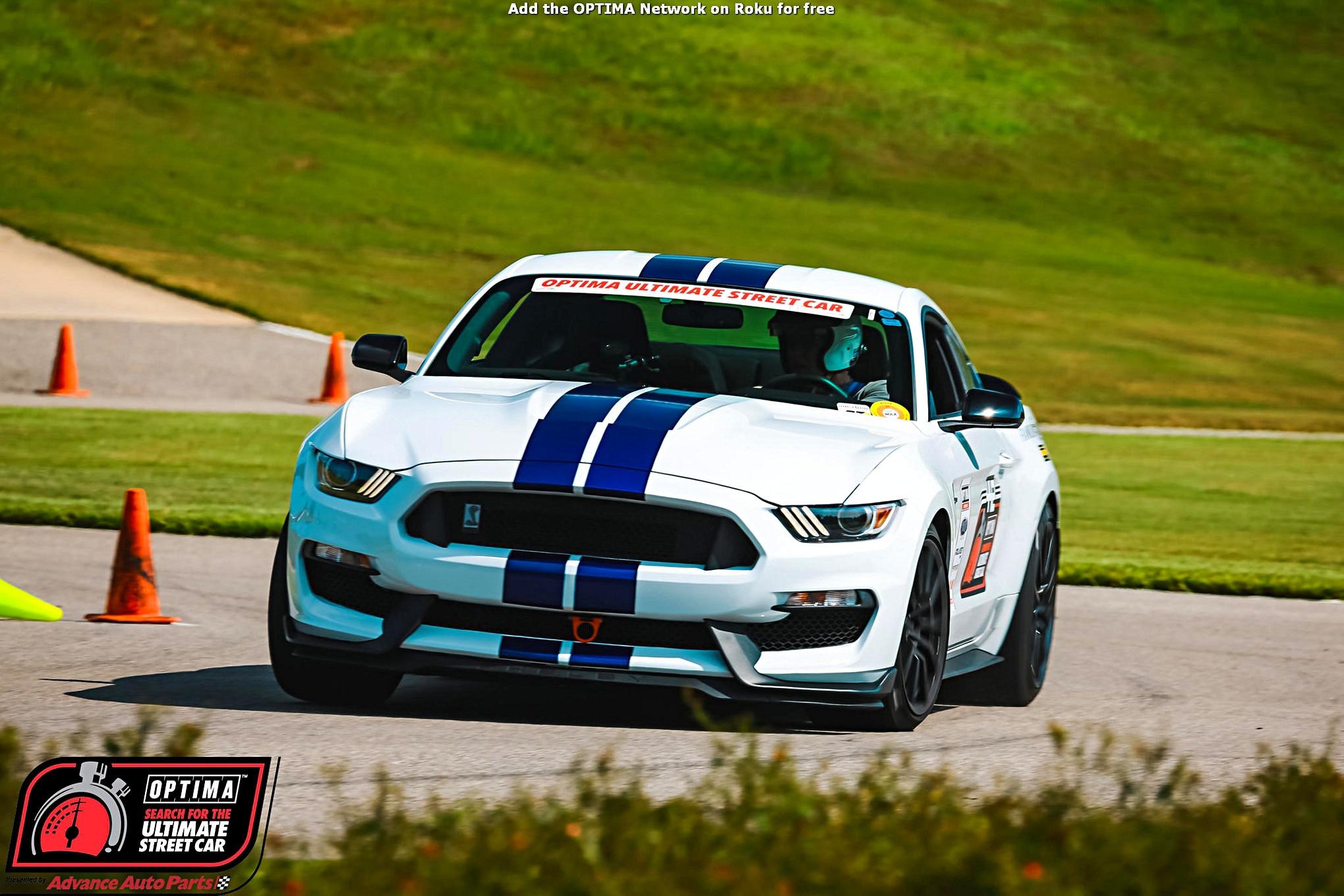 2018 Ousci Mustang Optima Barber