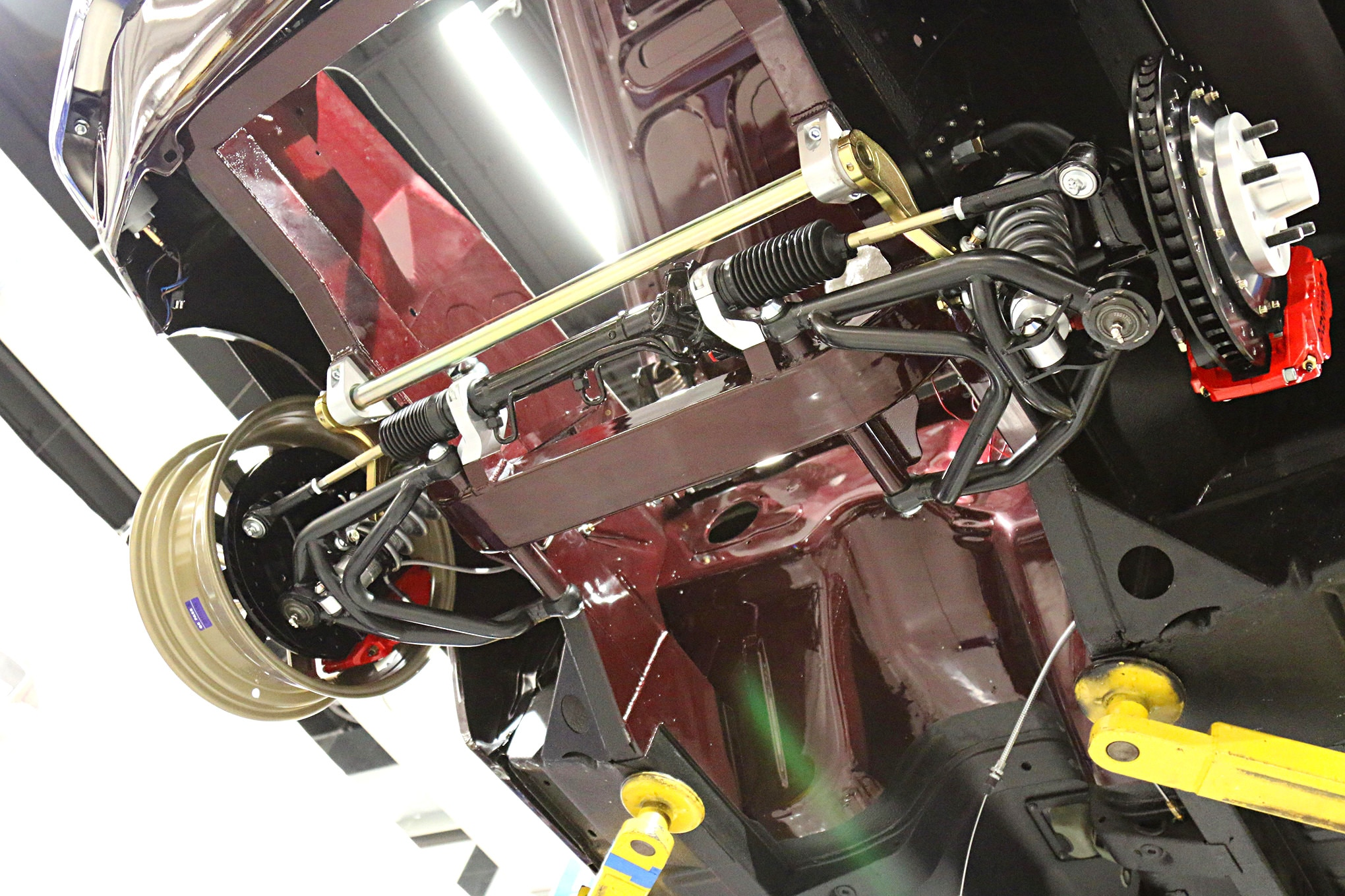 1967 Mustang Week To Wicked Tcp Suspension 020