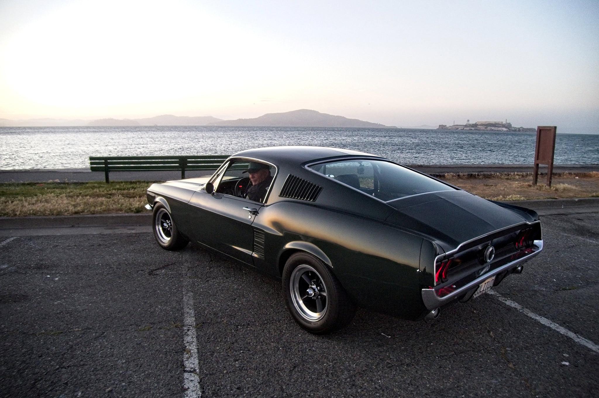 1967 Ford Mustang Shelby Bullitt Tribute 012