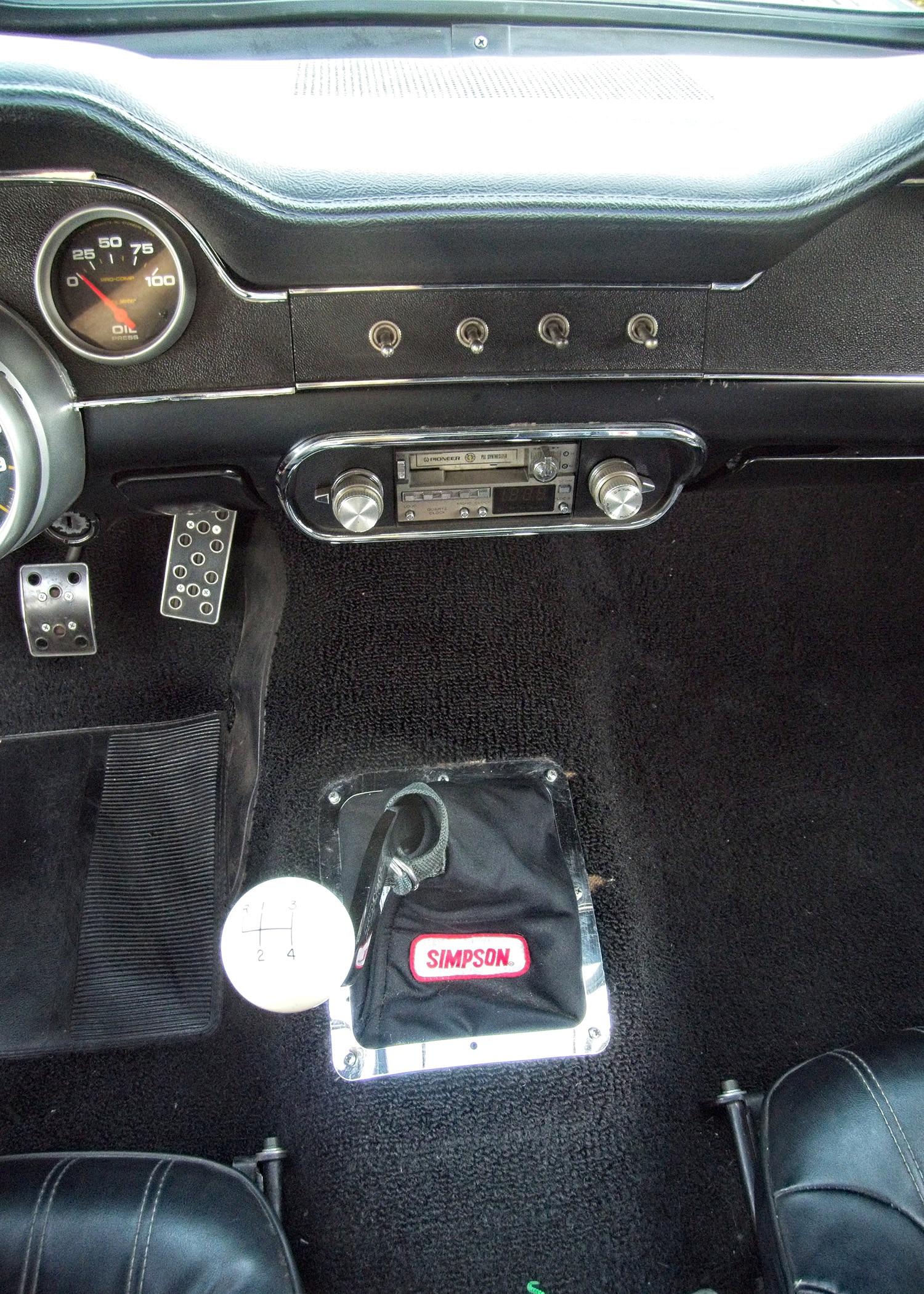 1967 Ford Mustang Shelby Bullitt Tribute 019