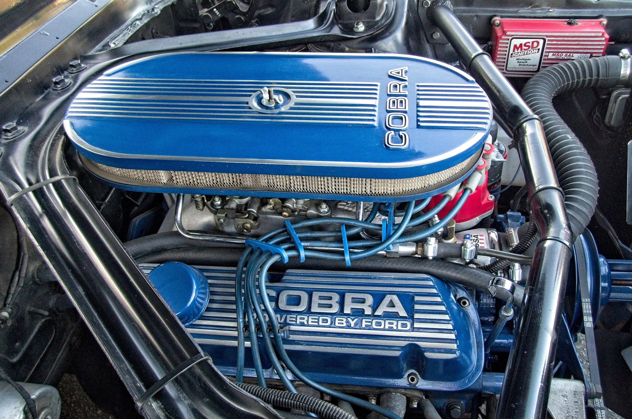 1967 Ford Mustang Shelby Bullitt Tribute 023