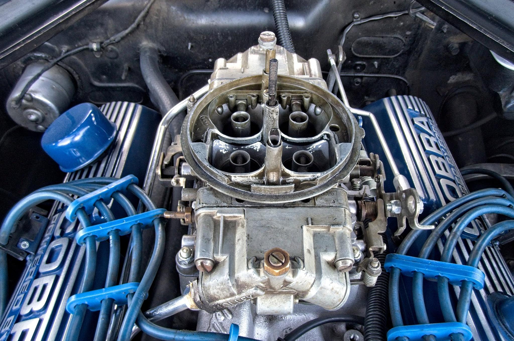 1967 Ford Mustang Shelby Bullitt Tribute 027