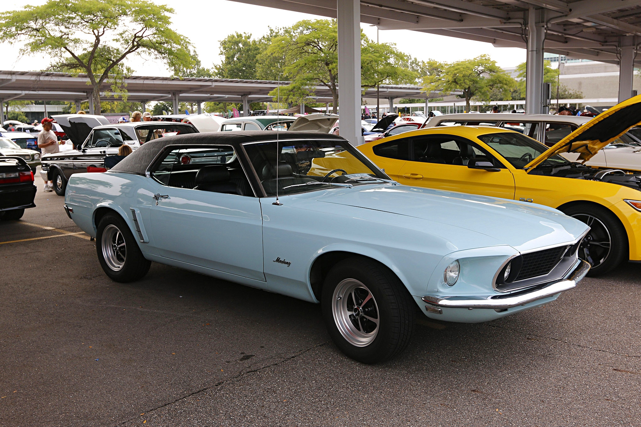 Mustang Memories Show 2018 289
