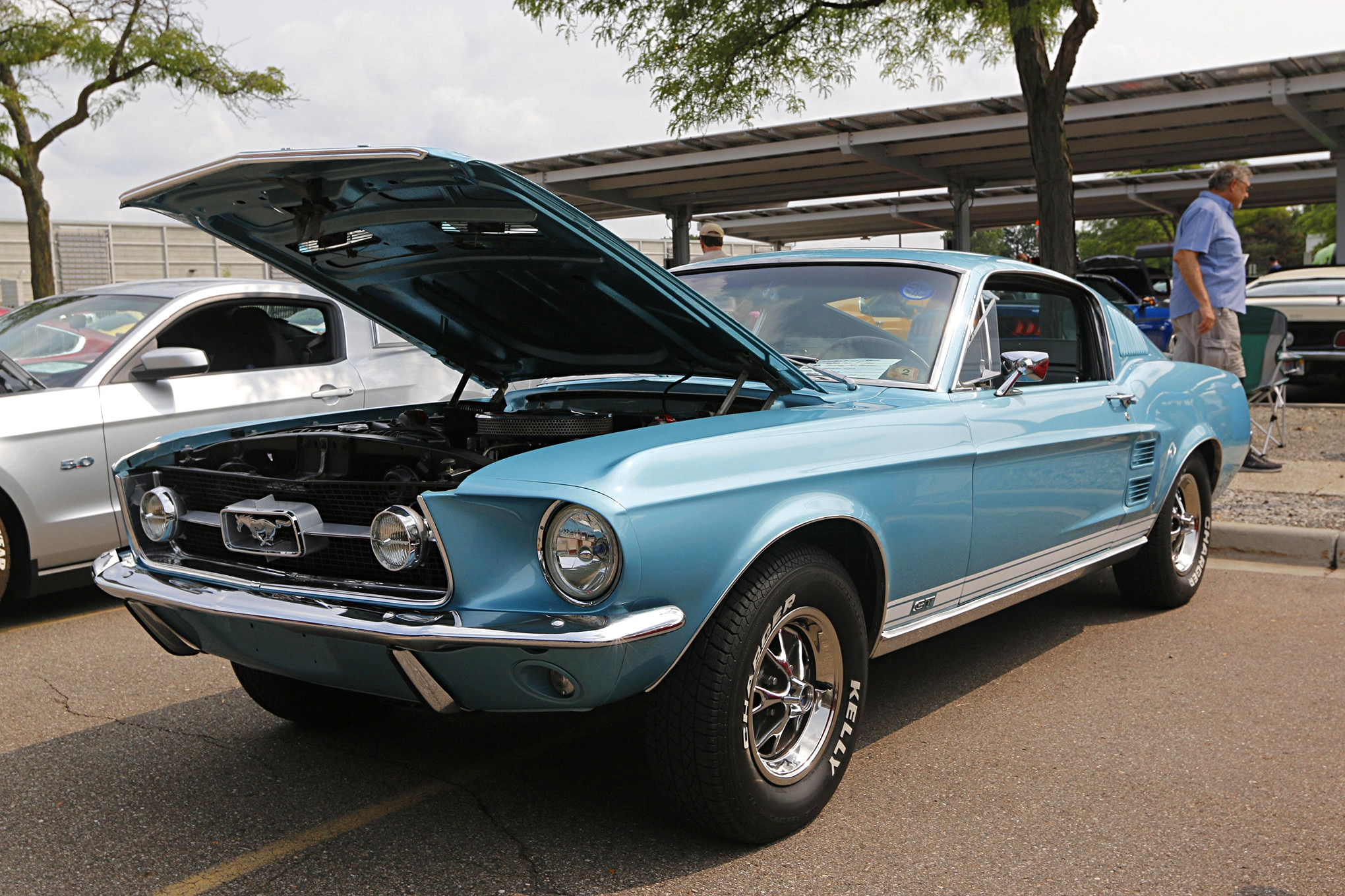 Mustang Memories Show 2018 253