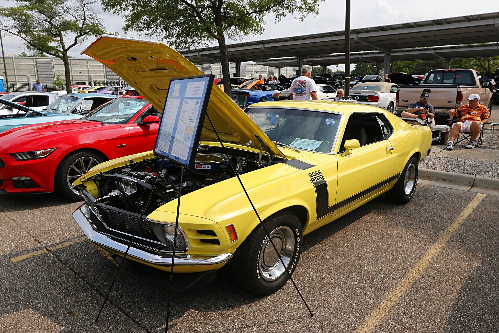Mustang Memories Show 2018 251
