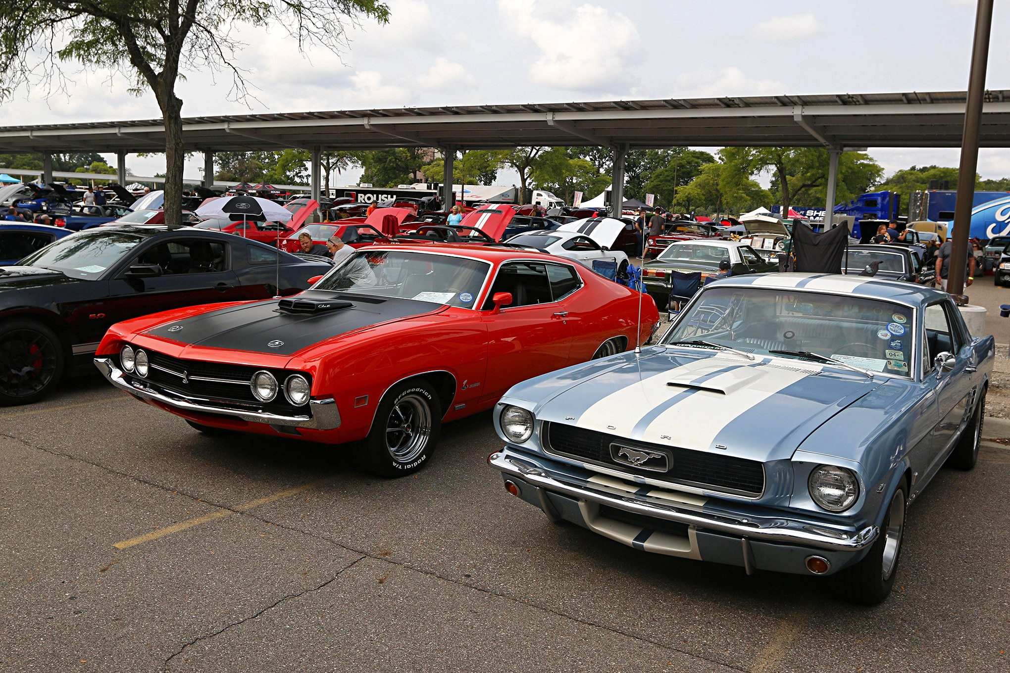 Mustang Memories Show 2018 188