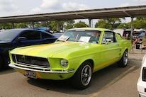Mustang Memories Show 2018 156
