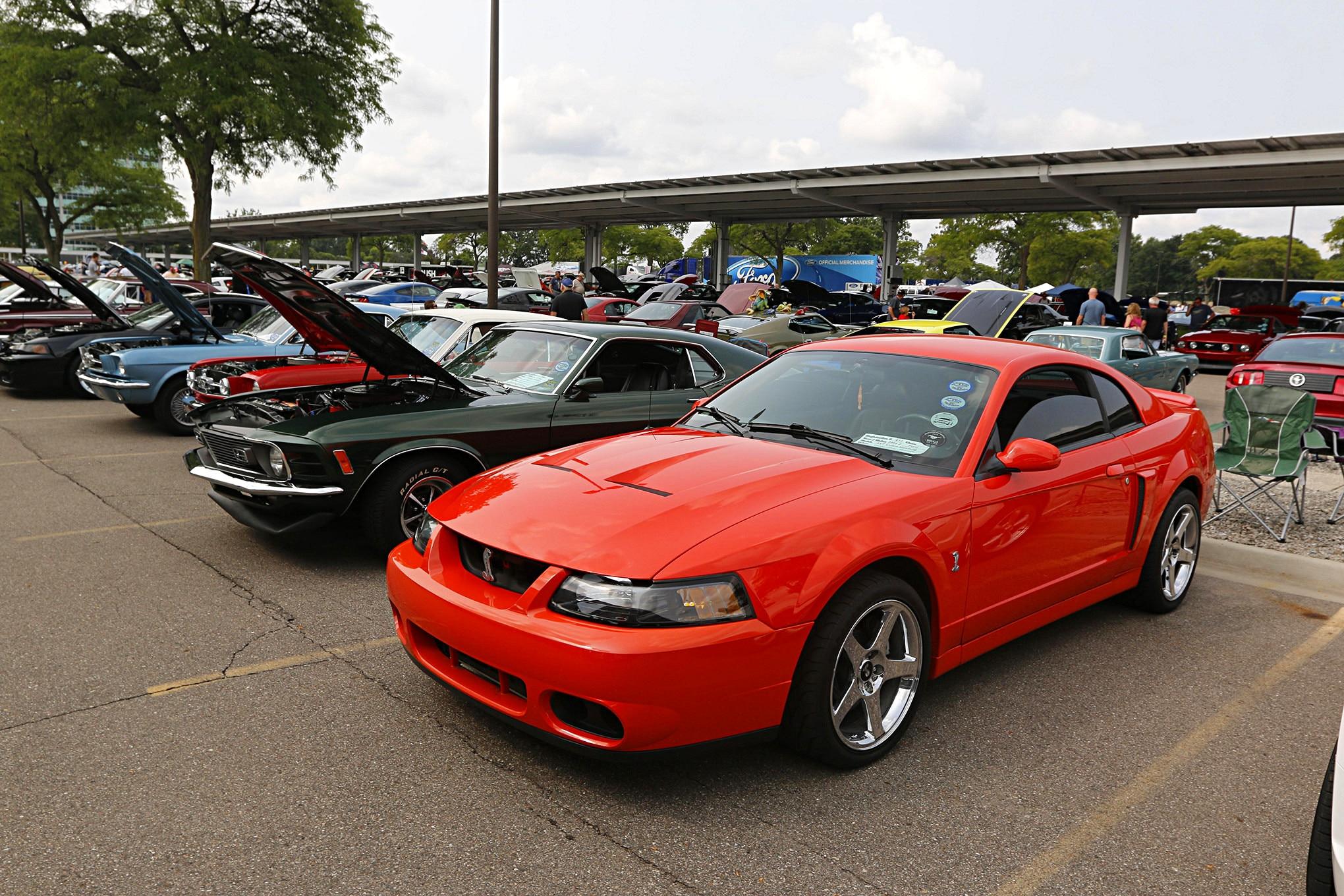 Mustang Memories Show 2018 165