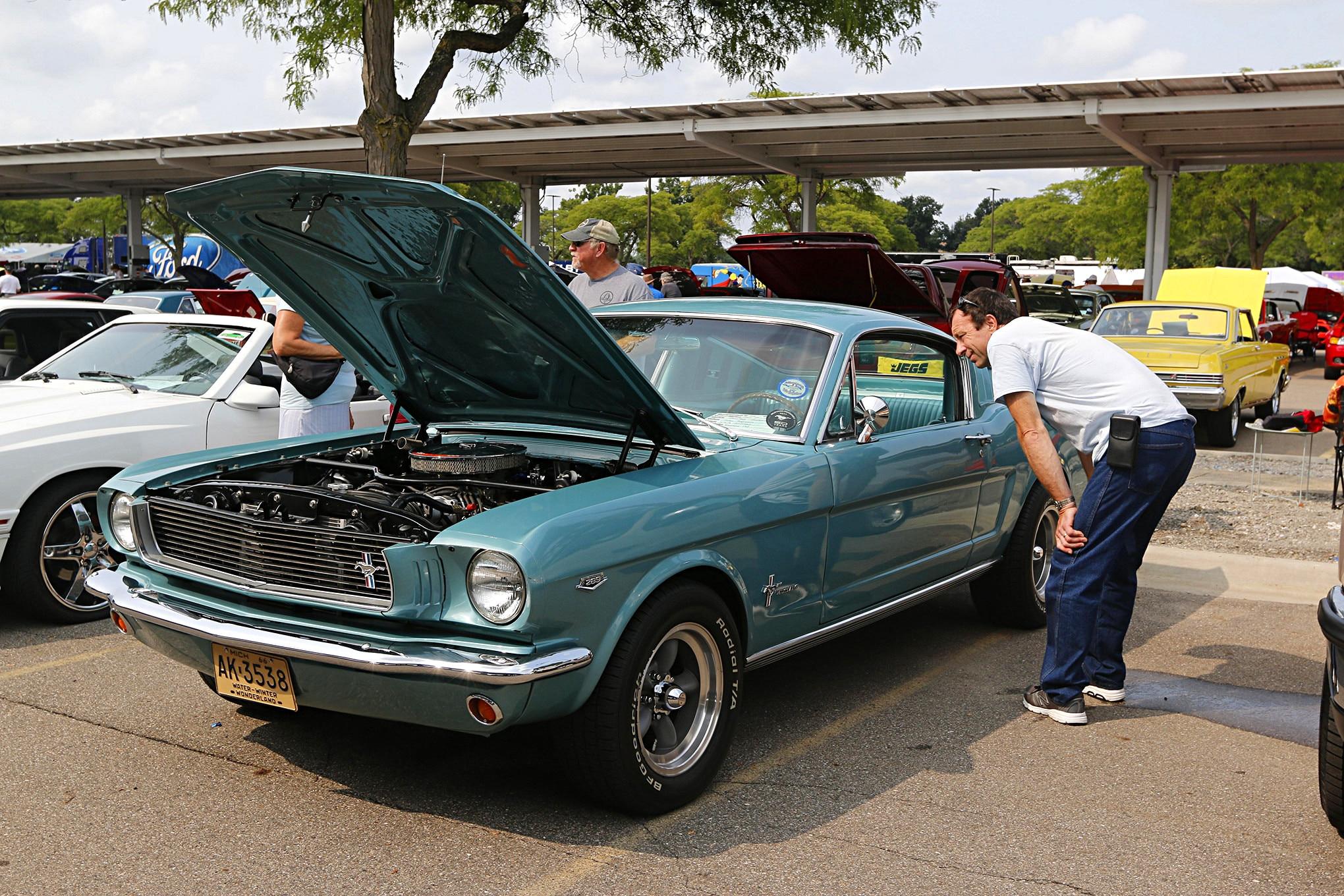 Mustang Memories Show 2018 155