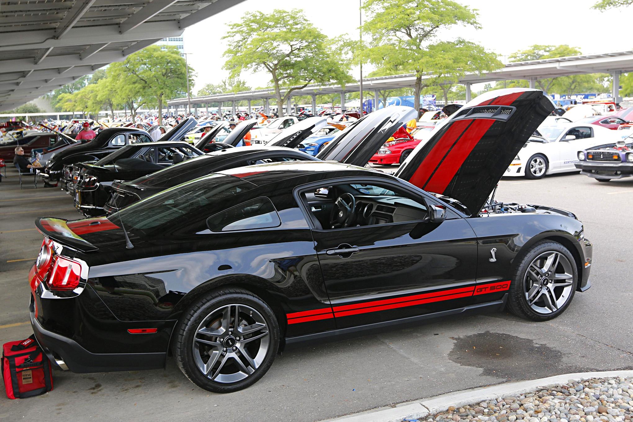 Mustang Memories Show 2018 141