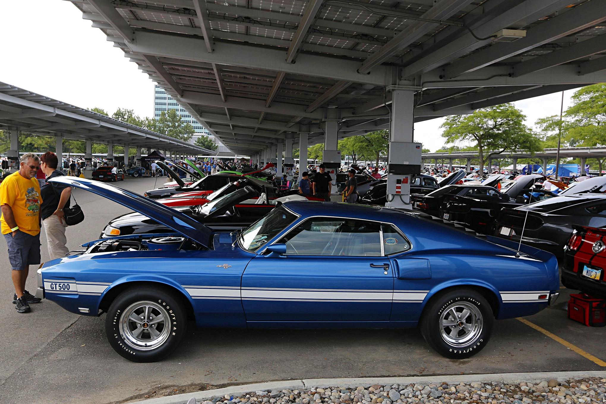 Mustang Memories Show 2018 140