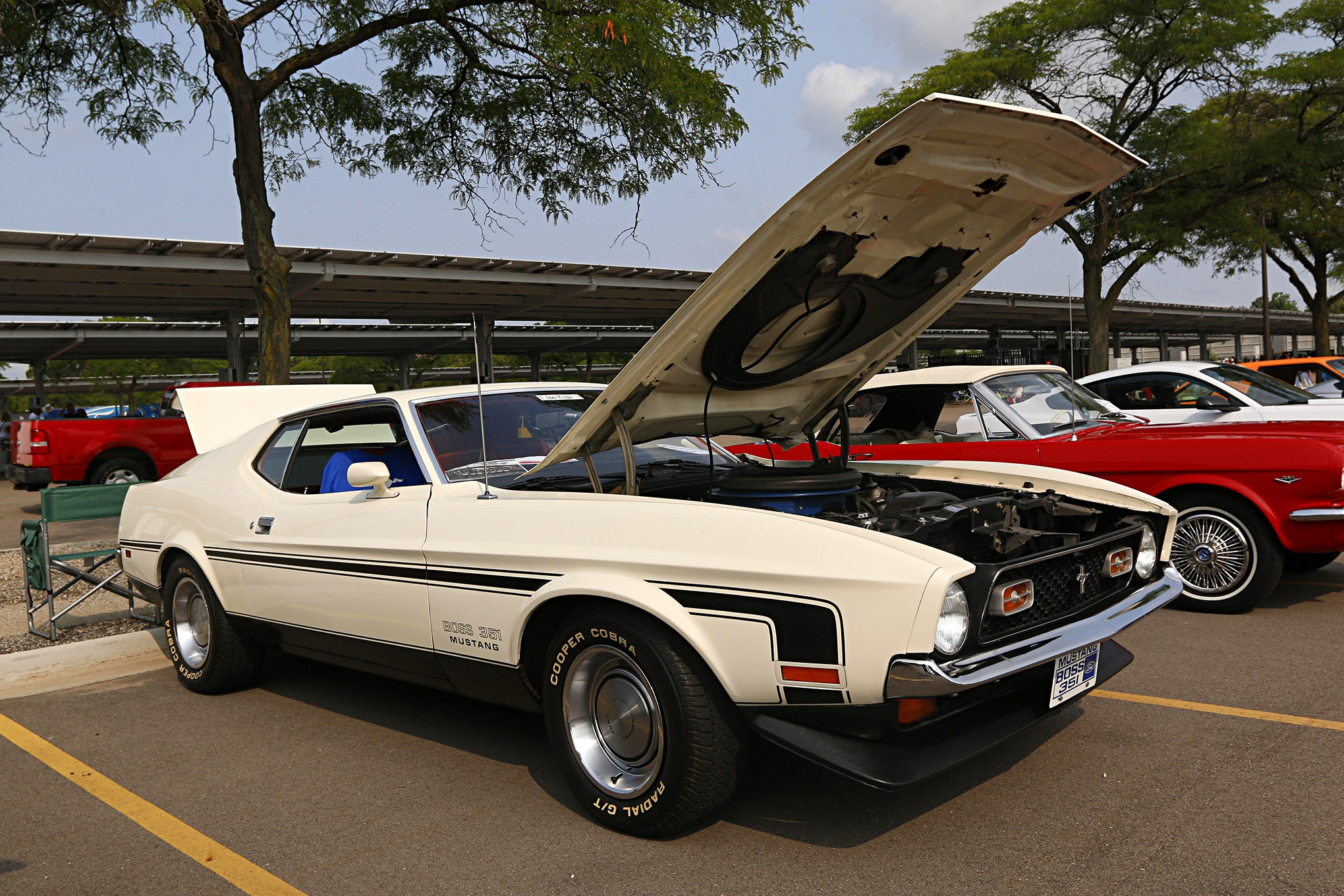 Mustang Memories Show 2018 094