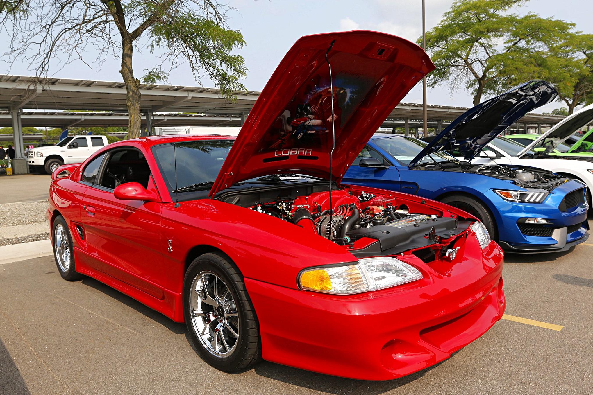 Mustang Memories Show 2018 099