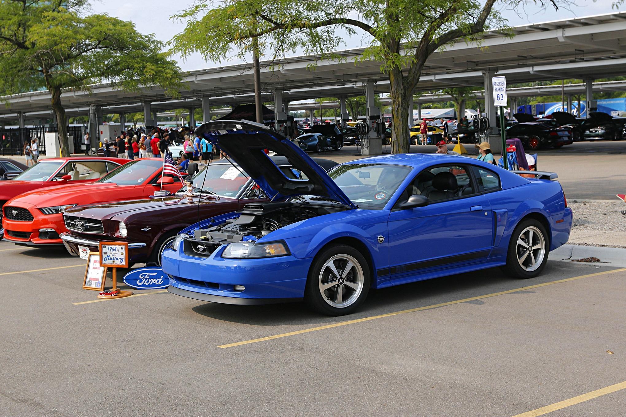 Mustang Memories Show 2018 062