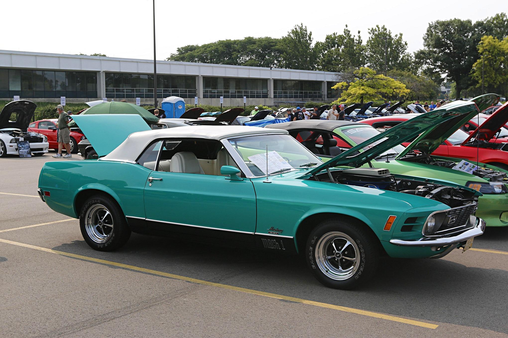 Mustang Memories Show 2018 067
