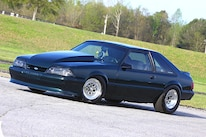 Jean Aiton 1992 Fox Body Driver Side