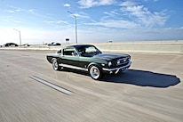 Revology Cars 1965 Ford Mustang Gt 2 2 Fastback Replica Right Front Action