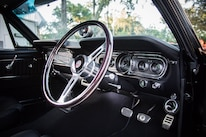 03 Revology Cars 1966 Shelby Gt350h Ford Mustang Replica Right Hand Drive Interior