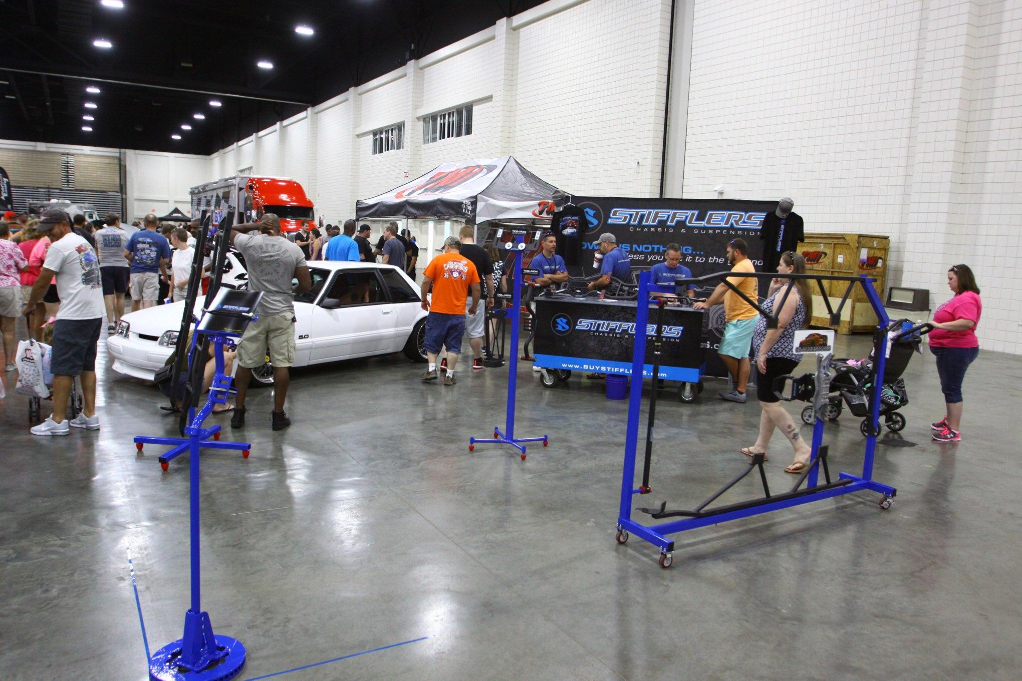 Mustang Week Car Show 2018 26