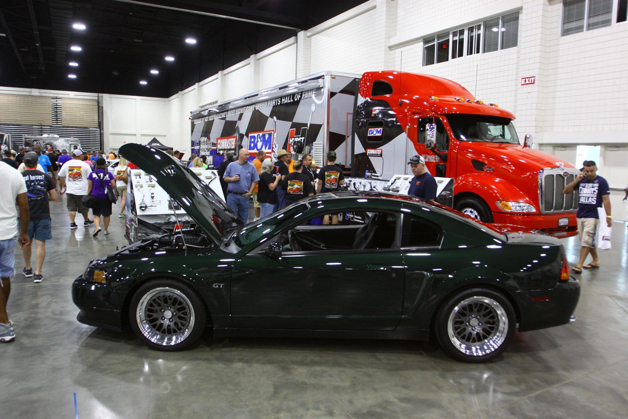 Mustang Week Car Show 2018 24