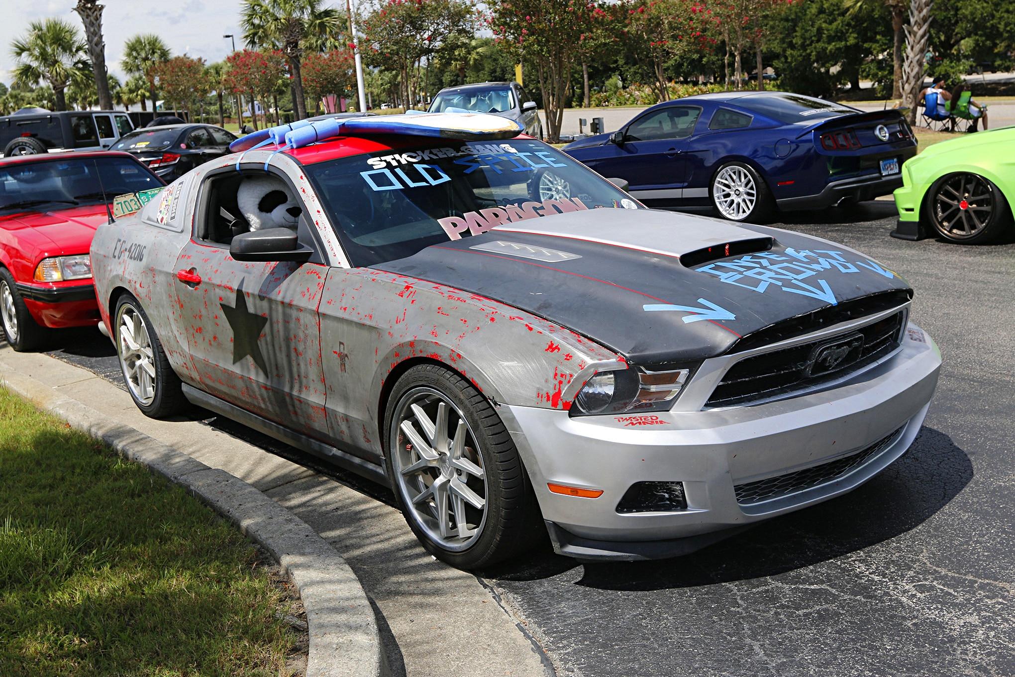 Mustang Week Meet N Greet 169