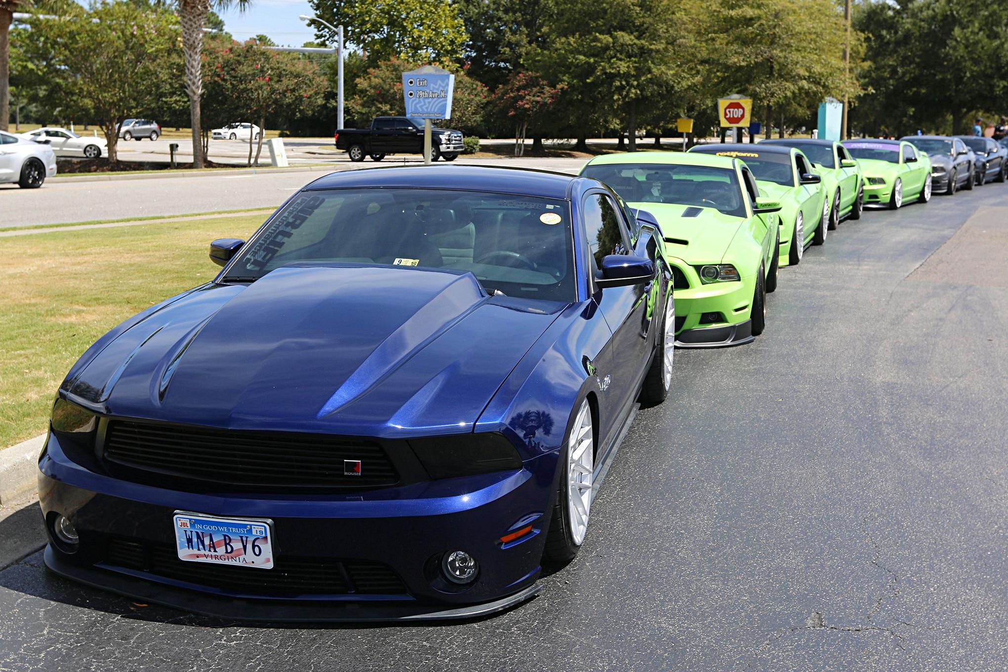 Mustang Week Meet N Greet 165