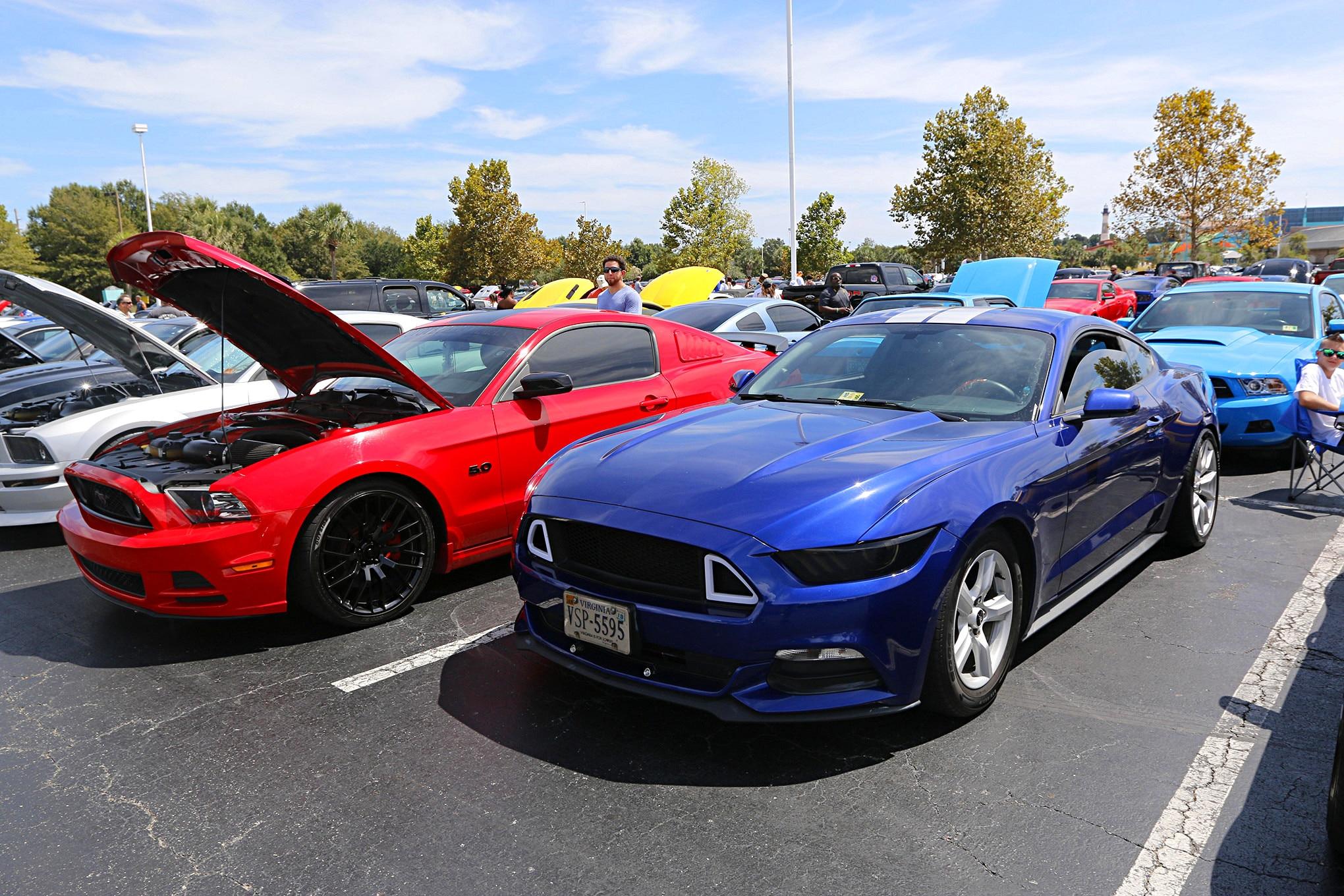 Mustang Week Meet N Greet 162