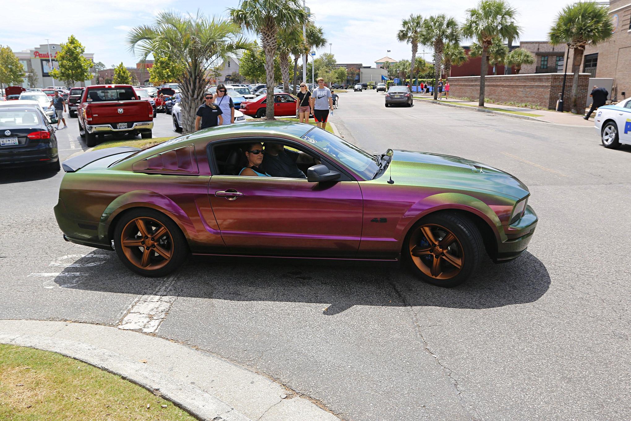 Mustang Week Meet N Greet 158