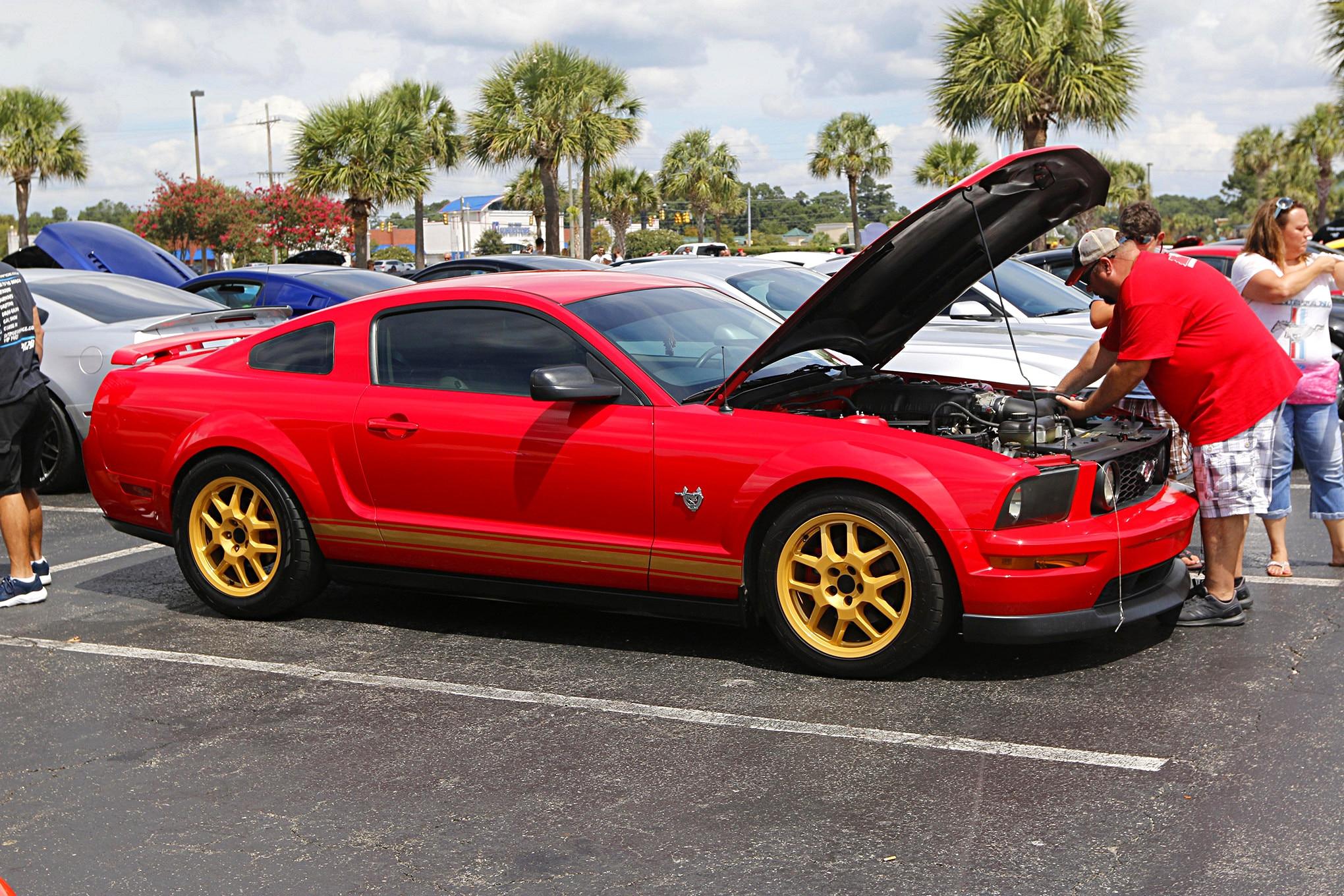 Mustang Week Meet N Greet 154