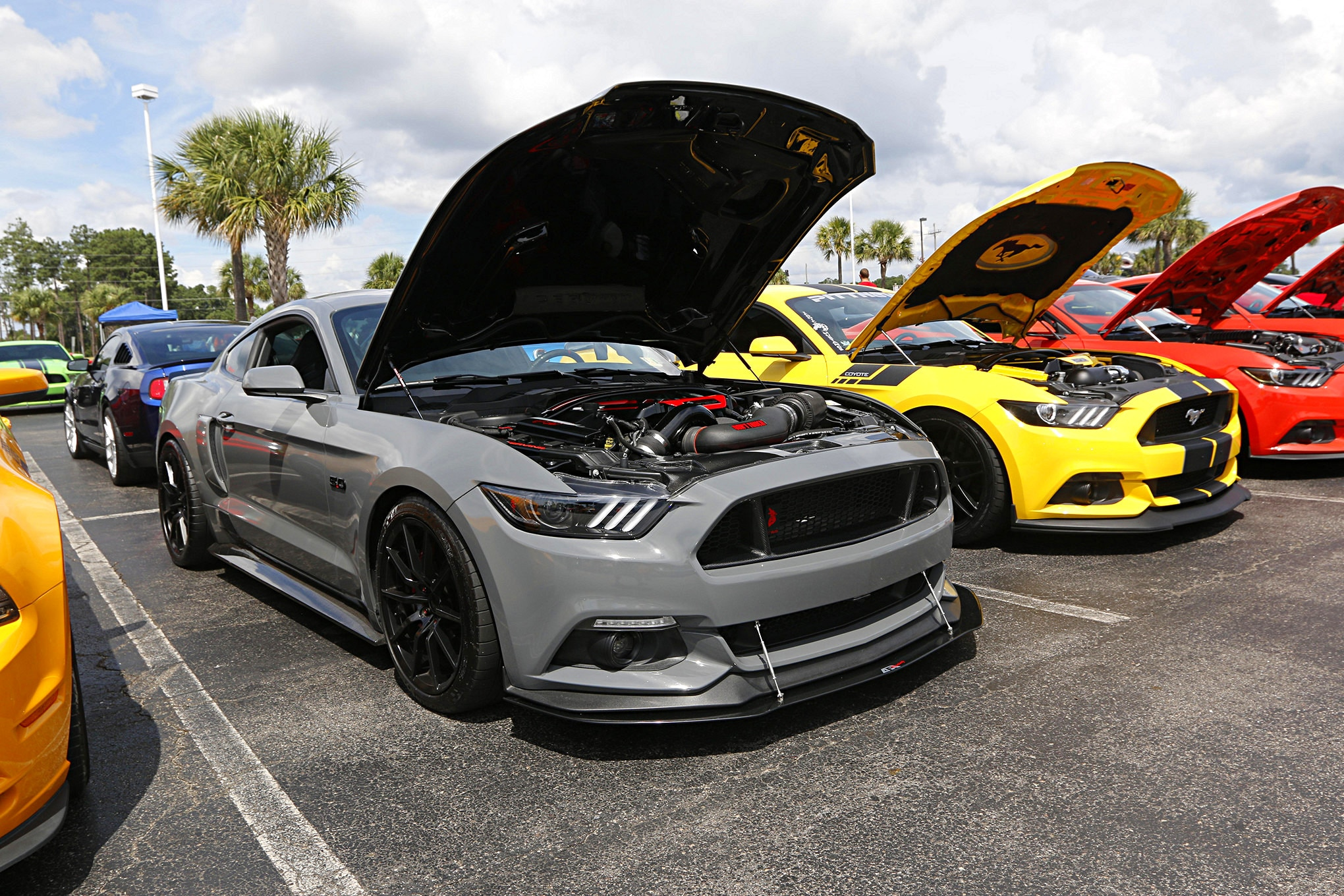 Mustang Week Meet N Greet 153