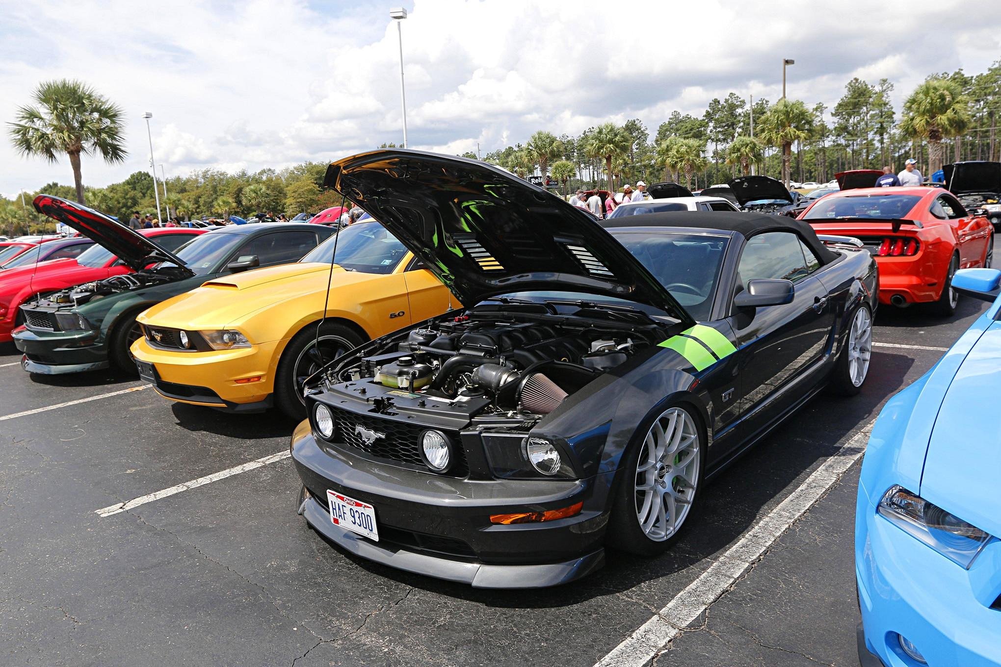 Mustang Week Meet N Greet 142