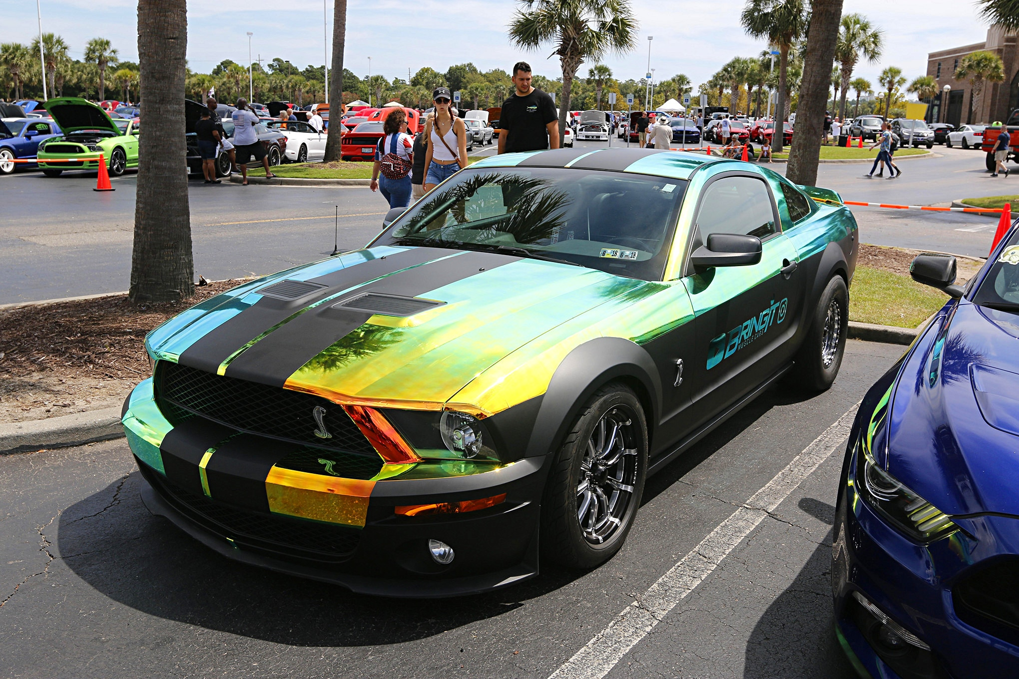 Mustang Week Meet N Greet 140