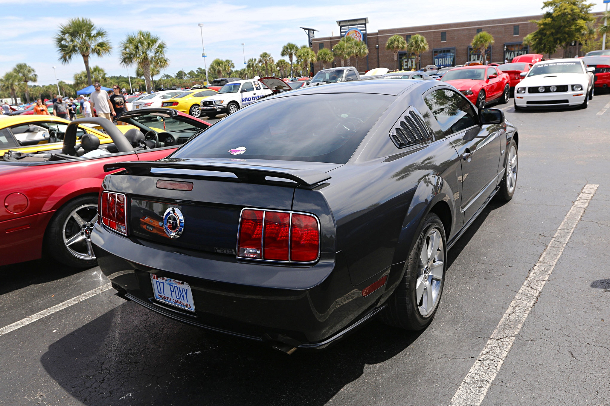 Mustang Week Meet N Greet 134