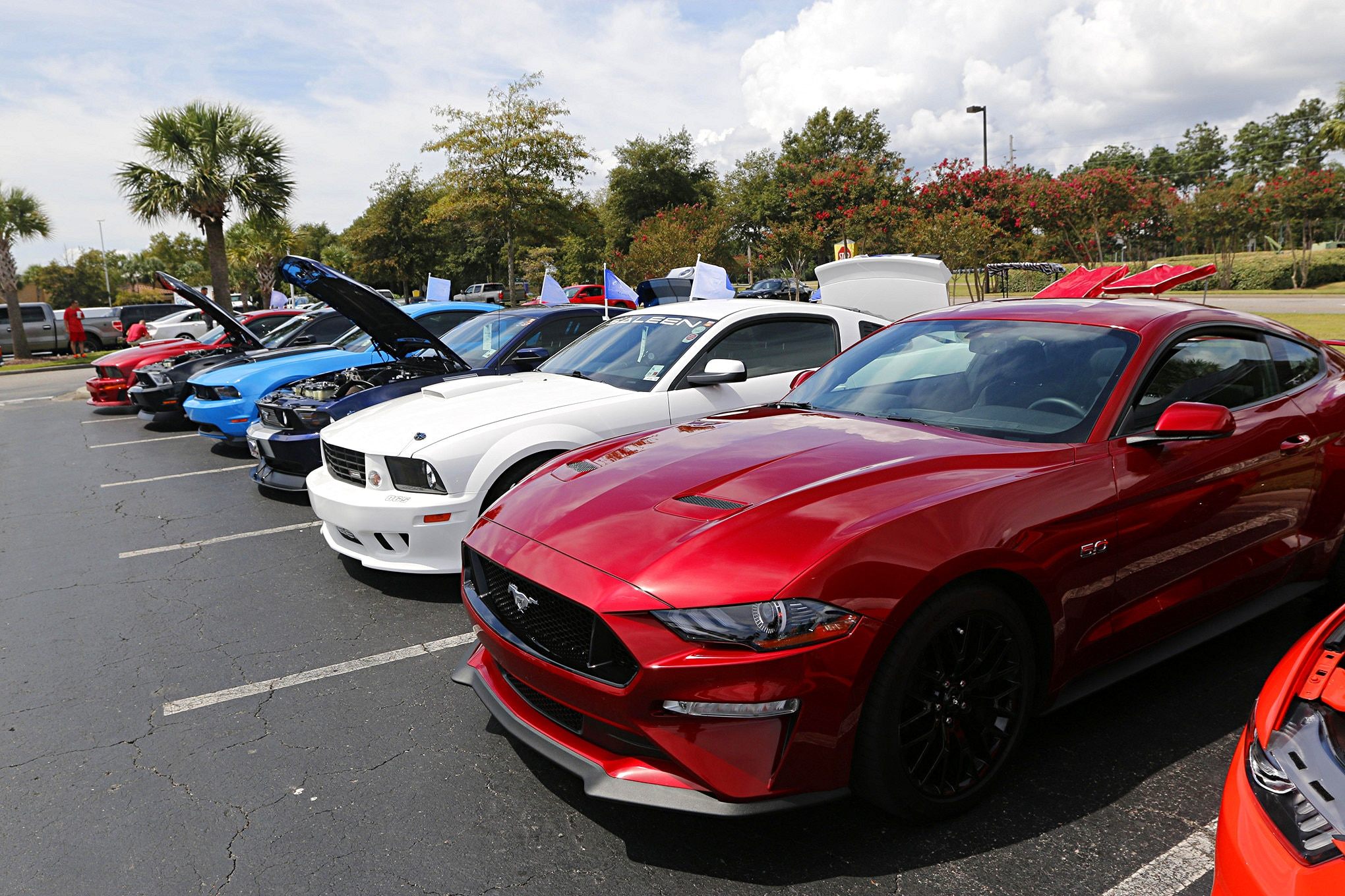Mustang Week Meet N Greet 133