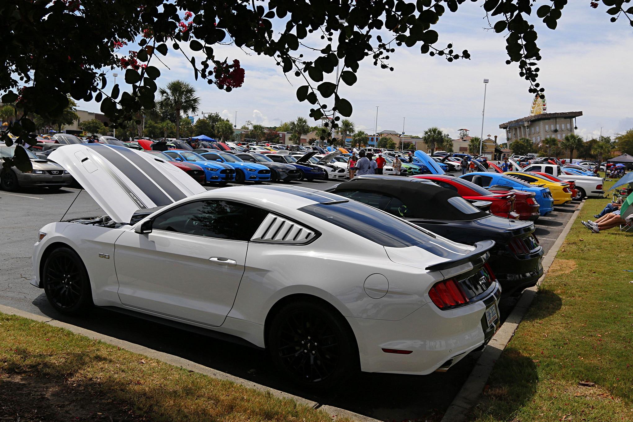 Mustang Week Meet N Greet 126